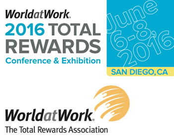 WorldatWork 2016 Total Rewards Conference
